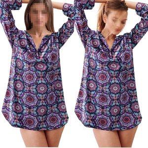 💖 Victoria Secret Long Sleep Shirt - Long Sleeve